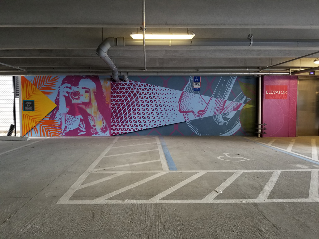 Art Up and Pixel Stix Technology in the Tampa Bay Area